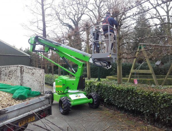 Hoogwerker huren Veendam