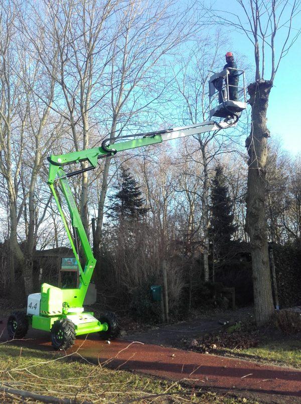 Hoogwerker huren in Veendam