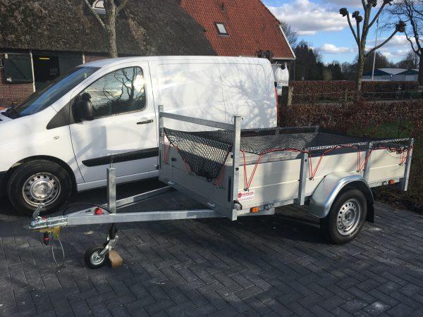 Aanhangwagen huren in Veendam